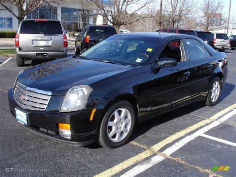 2006 black cadillac cts 2006 black cadillac cts sport sedan 22541866