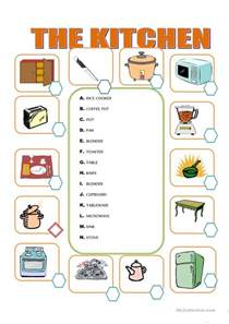 furniture in the kitchen furniture in the kitchen worksheet free esl printable worksheets made by teachers