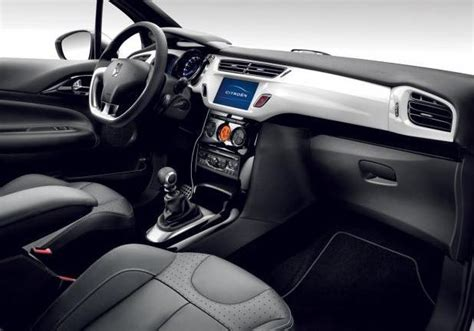 interni ds4 foto citroen per neopatentati ds3 interni