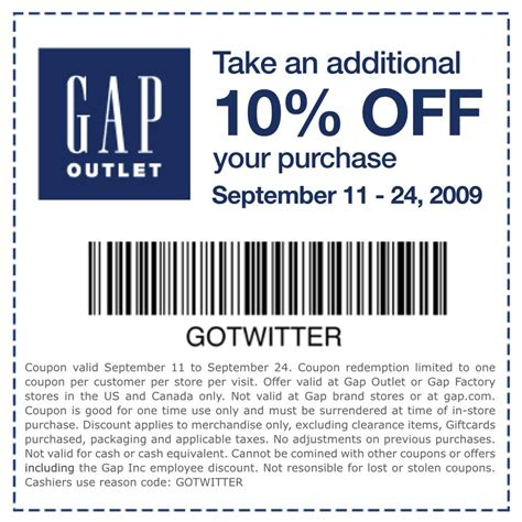 gap outlet printable coupon november 2015 gap coupons january 2016 coupon specialist