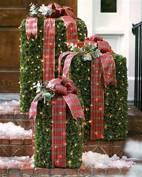 50 best outdoor christmas decorating ideas 2016 pink lover