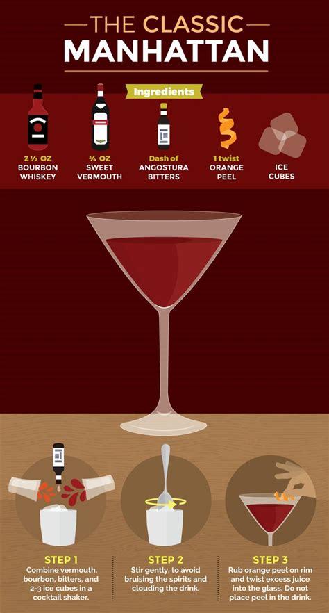 classic manhattan drink best 25 bar drinks ideas on pinterest classic cocktails