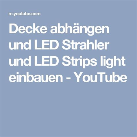 strahler decke 25 best ideas about led strahler on strahler