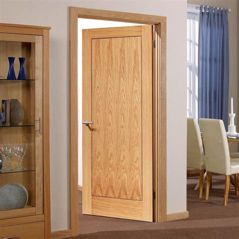 Prefinished Interior Oak Doors Oak 1p Inlay Flush Door Is Prefinished Lpd Supermodel Doors