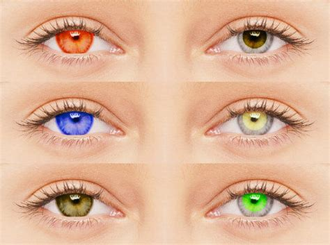 colorful contacts colorful sun blocking contacts sports contact lenses