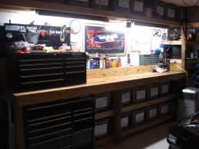 the most suitable garage workbench ideas for business