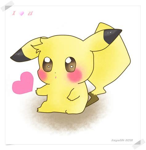 imagenes kawaiis de picachu mis dibujos y sentimientos mayo 2012