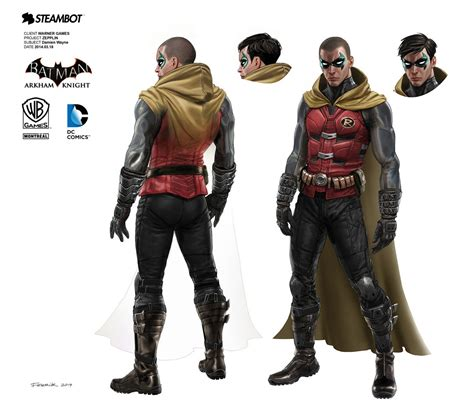 hoods haircutgame damian wayne skin will be bald wb games community