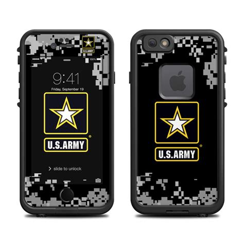 Army For Iphone 6 lifeproof iphone 6 fre skin army pride by us army