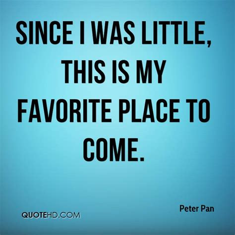 Quotes About A Place Favorite Place Quotes
