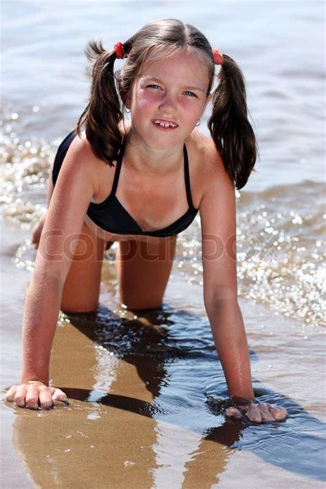 little girl models beach little girls beach images usseek com