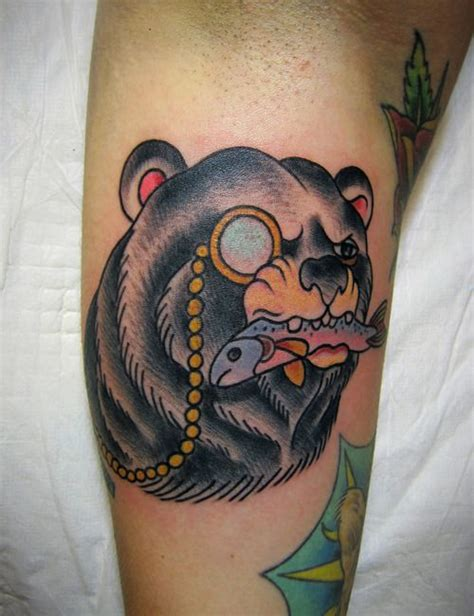 american traditional bear tattoo 17 best ideas about traditional on