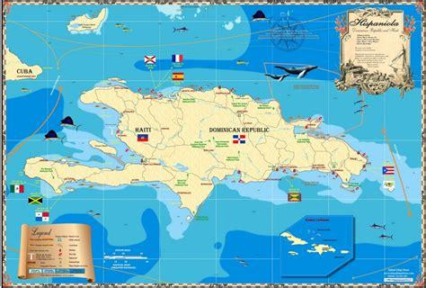hispaniola map hispaniola map related keywords hispaniola map