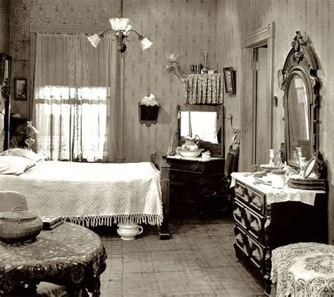distinctive house design and decor of the twenties bedroom decor 1920 s when grandmom was a girl pinterest