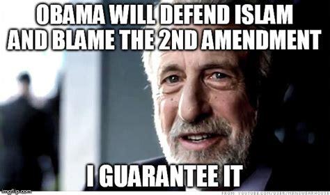 2nd Amendment Meme - i guarantee it meme imgflip