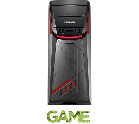 pc asus asus g11cd gaming pc deals pc world
