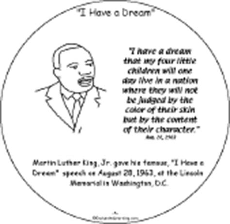 printable version of i have a dream speech martin luther king jr beginning book to print