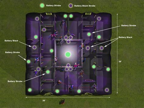 xtreme laser tag 35 laser tag arena