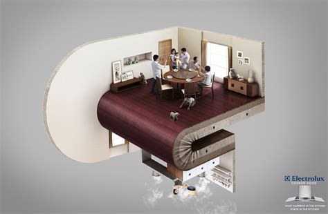 lowe design indonesia electrolux cooker hood party by lowe agency