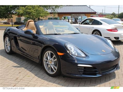 blue metallic porsche 2013 blue metallic porsche boxster 68152882 photo 3