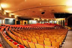 The stunning kiva auditorium is where the stars shine bright in