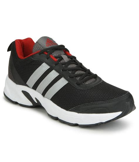Adidas Running 9 0 adidas black running sports shoes buy adidas black