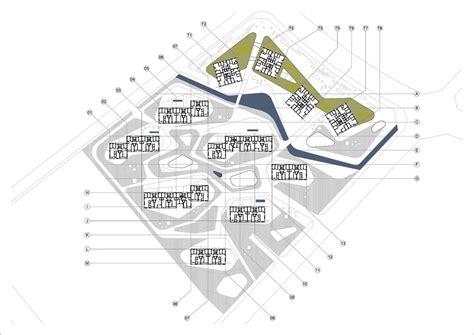 housing complex plans aeccafe archshowcase