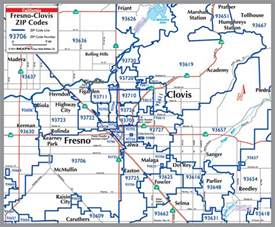 Fresno Zip Code Map by Your Resource For Local Zip Codes In Fresno Ca