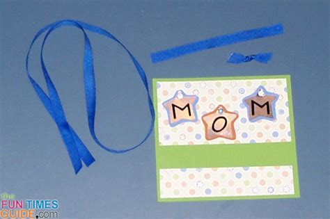 Handmade Cards Using Ribbon - you re the best a handmade s day and birthday