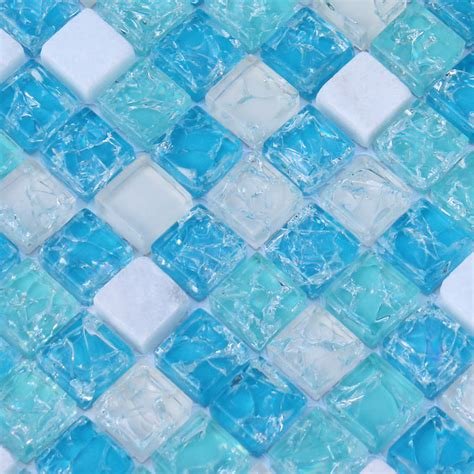 sea glass mosaic tile bathroom cream stone and glass tile backsplash for kitchen and