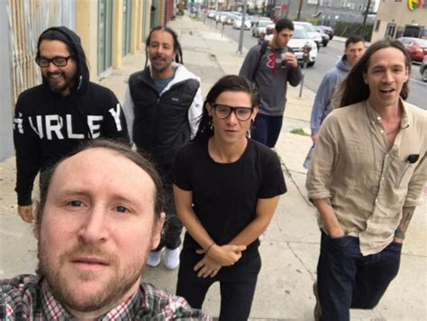 skrillex in the studio skrillex in the studio working with rock bands incubus