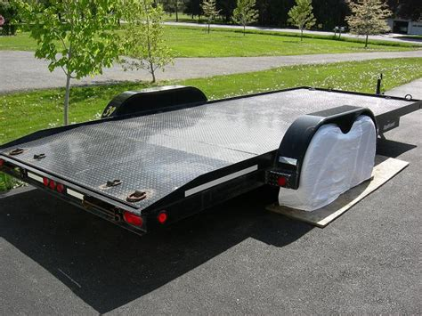 flat bed trailers for sale flatbed 18 car trailer for sale near rochester ny
