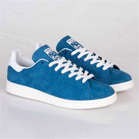Sepatu Sneakers Adidas Originals Stan Smith Blue adidas shoes stan smith blue aoriginal co uk