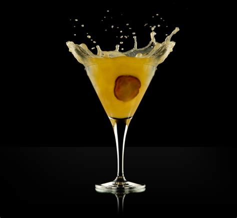 martini cocktail splash skyy vodka recipes passion fruit besto blog