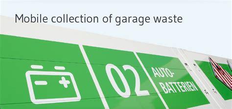 Garage Waste Collection by Homepage Remondis Industrie Service Deutschland