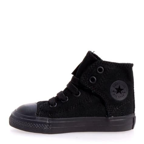 Converse Slip On Tali Abu Abu converse boy s chuck easy slip high top infant toddler black monochrome 6t m buy