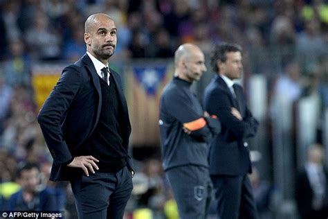 libro coaching soccer like guardiola lionel messi s magic is just too good for manuel neuer and pep guardiola player ratings