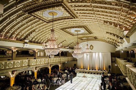 Wedding Reception at the Millennium Knickerbocker Hotel