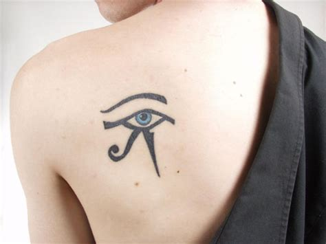 eye of horus tattoos 29 imaginative eye of horus creativefan