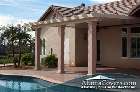 Different Types Of Patio Covers by Aluminum Patio Covers Riverside Ca