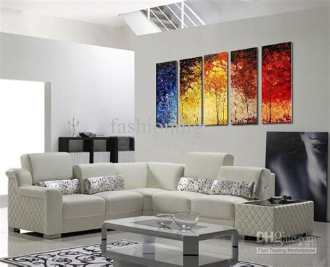 2018 abstract painting canvas modern decoration