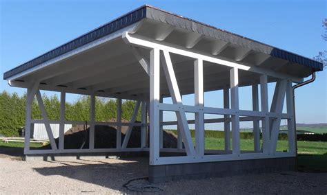 carport bausatz fachwerk carports holzgaragen als individueller bausatz