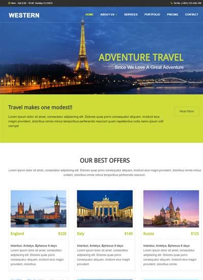 Free Responsive Bootstrap Html Web Templates Web Agency Template
