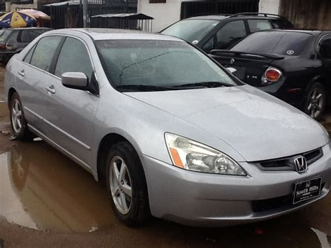 2003 honda accord for n1 35m now sold autos nigeria