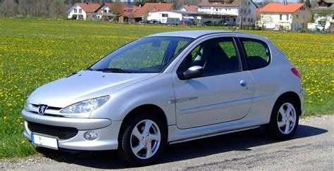 File Peugeot 206 Quicksilver 90 Jpg Simple English