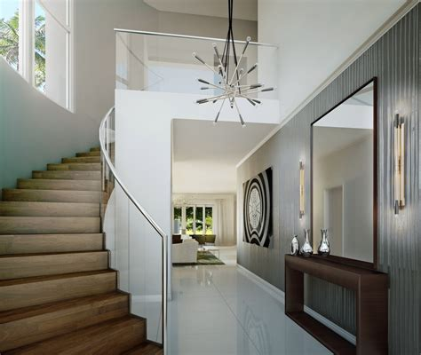 Contemporary Foyer Chestha Modern Design Foyer