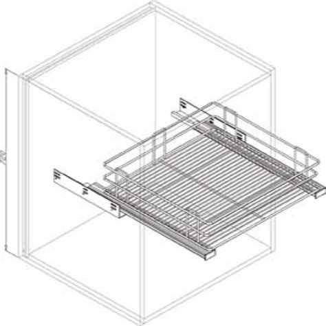 Wire Kitchen Drawers by Mulitpupose Wire Drawer Small