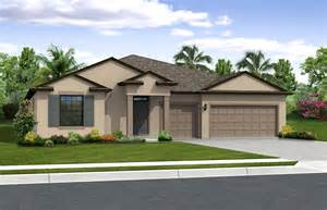 Single Story Home Exterior beautiful luxury one story house plans with bonus room #2: single