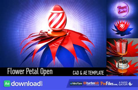 flower logo videohive free download free after videohive flower petal open free download free after