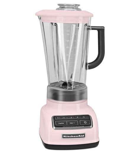 Kitchenaid Blender Reviews Kitchenaid 174 5 Speed Blender Ksb1575pk Pink